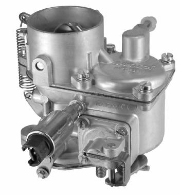 Carburador - Nakata - NKCB091 - Unitário - - VOLKSWAGEN FUSCA 1300 73 - 83 - Posição Dianteira - Conteúdo Unitário
