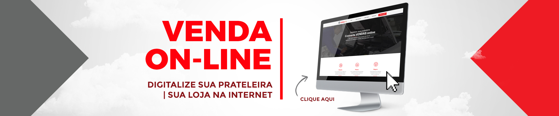 Digitalize sua prateleira de produtos da Tuba Cabos e comece a vender na internet
