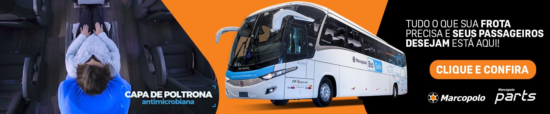 Conheça os produtos para proteção de seu ônibus!