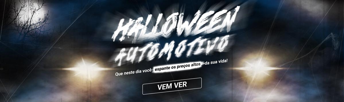 Halloween Automotivo