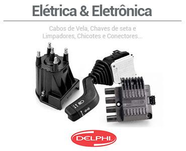 Conheça a categoria de Elétrica & Eletrônica - Delphi no Canal da Peça
