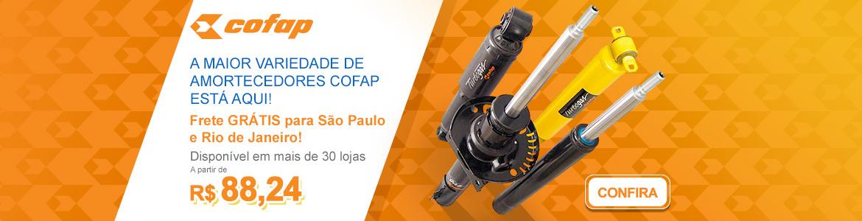 Amortecedores COFAP!