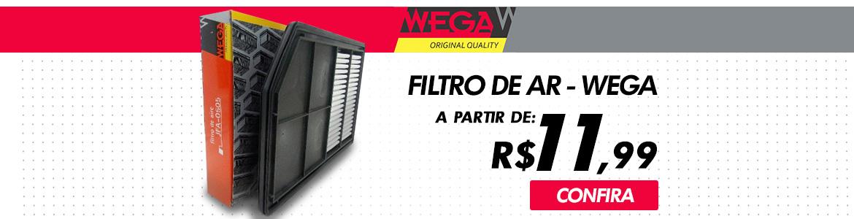 Filtro de Ar Wega