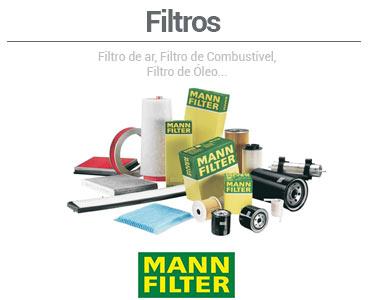 Conheça a categoria de Filtro de Ar, Óleo e Combustível - Mann no Canal da Peça
