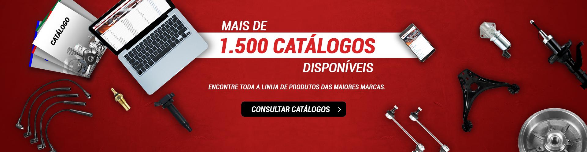 Conheça os catálogos!