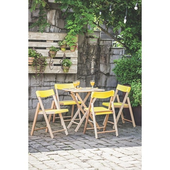 Conjunto de Cadeiras e Mesa Potenza - Tramontina - 10630064 - Unitário
