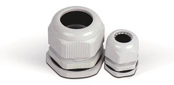 """Conector Prensa Cabo PVC 1/2"""" 6,0-12,0mm S-852 - Longo - Steck - S-852/L - Unitário"""