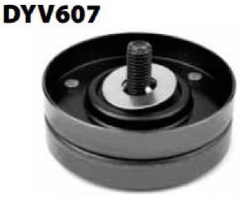 Polia de Apoio da Correia de Acessórios - Dayco - DYV607 - Unitário