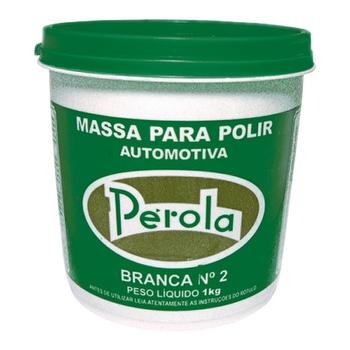 Massa de Polir - Pérola - 40501 - Unitário