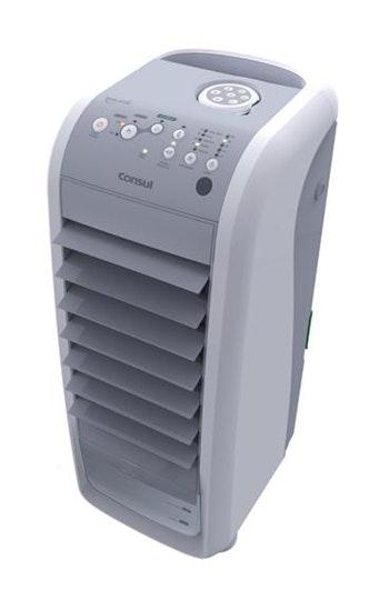 Climatizador de Ar Bem Estar com Aquecimento - 127 V - Consul - C1R06ABANA - Unitário