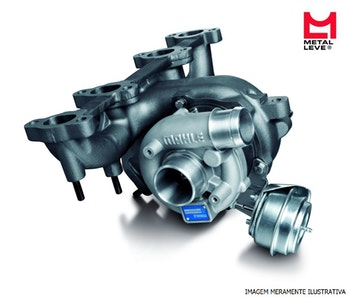 Turbocompressor - MAHLE - TC0760011 - Unitário