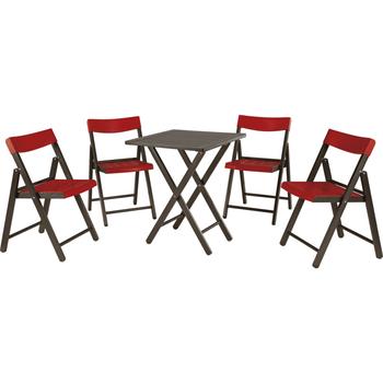 Conjunto de Cadeiras e Mesa Potenza - Tramontina - 10630029 - Unitário