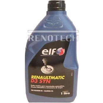 Óleo Lubrificante para Câmbio Automático RenaultMatic D3 SYN - Renotech - RN 266422 - Unitário