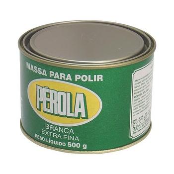 Massa de Polir - Pérola - 40502 - Unitário
