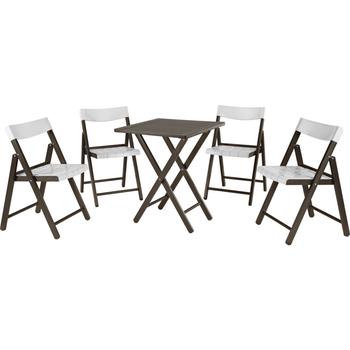 Conjunto de Cadeiras e Mesa Potenza - Tramontina - 10630028 - Unitário