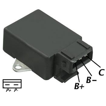 Módulo de Ignição - Gauss - GA2026 - Unitário