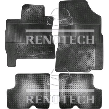 Tapete de Borracha - Renotech - RN 270974 - Kit