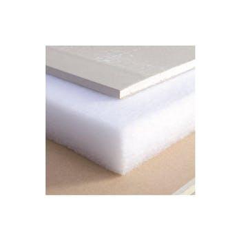 Manta Lã de Pet Branca IG50 50mm x 60 x 1,2m 7,20m² 10kg - Trisoft - IW00500050C10-TERMO- - Unitário