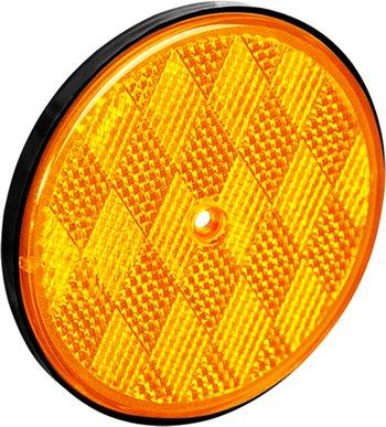 Refletivo 132 Âmbar - GF Lanternas - 2.132/AM - Unitário