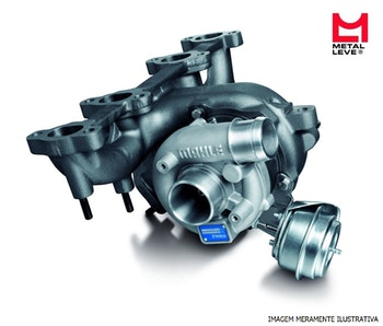 Turbocompressor - Mahle - TC0760009 - Unitário