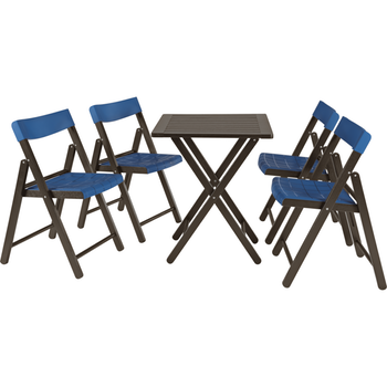 Conjunto de Cadeiras e Mesa Potenza - Tramontina - 10630030 - Unitário