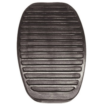 Capa do Pedal de Freio ou de Embreagem - Universal - 60827 - Unitário