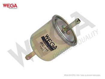Filtro de Combustível - Wega - JFC-111 - Unitário