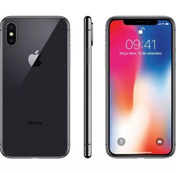 iPhone X - Apple - 14417 - Unitário