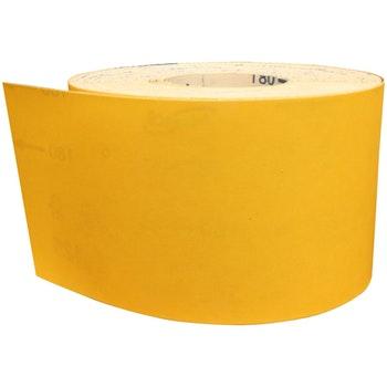 Rolo de lixa madeira G125 grão 180 - 120mmx45m - Norton - 69957365594 - Unitário