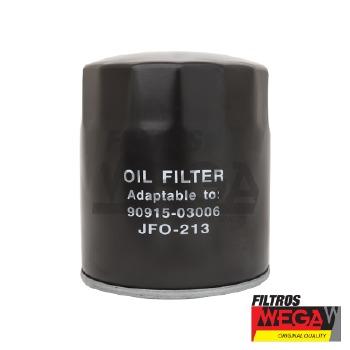 Filtro Blindado de Óleo - Wega - JFO213 - Unitário