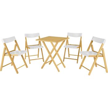 Conjunto de Cadeiras e Mesa Potenza - Tramontina - 10630031 - Unitário