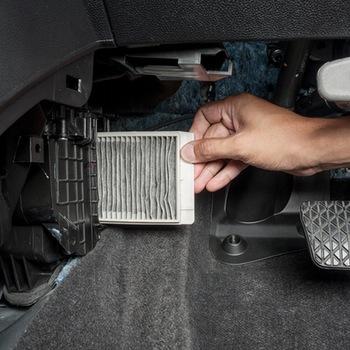 Higienização do Sistema de Ar Condicionado