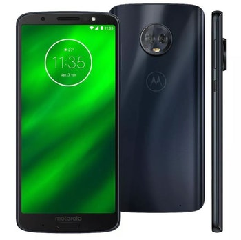 Smartphone Moto G6 Plus XT1926 Dual Chip Max Vision 4G - LG - 14640 - Unitário