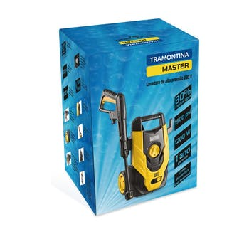 Lavadora de Alta Pressão 1500 Psi - 1200W 220V - Tramontina - 42546022 - Unitário