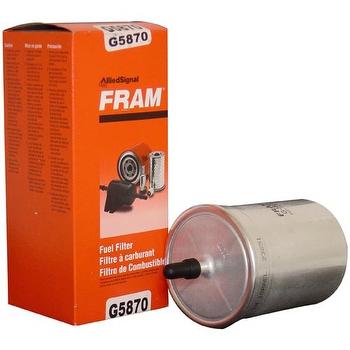 Filtro de Combustível - Fram - G5870 - Unitário