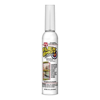 Flex Shot Branco Bisnaga de vedação 230ml - Flex Seal - FSH8W - Unitário
