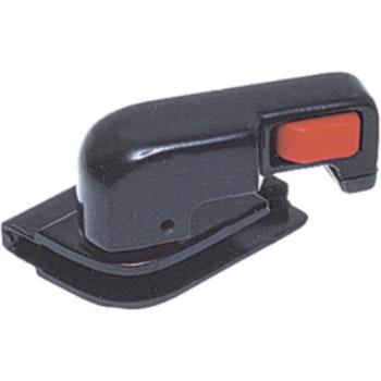 Trinco do Vidro Quebra-Vento da Porta Dianteira - Universal - 20632 - Unitário
