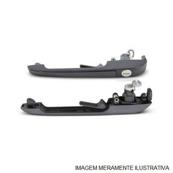 Maçaneta - Original Fiat - 735307399 - Unitário