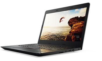 Notebook E470 I7-7500U Windows 10 PRO 8GB 256GB SSD PLACA DE VIDEO DE 2GB - Lenovo - L375516B - Unitário