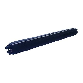 Para-Choque Preto Texturizado com Alma Plastica Traseiro - DTS - 1550 - Unitário