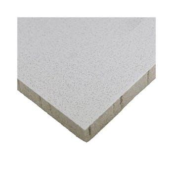 Forro Mineral Bioguard Acoustic Lay-in Caixa com 14 Placas 17 x 625 x 625 mm 4,69m² - Armstrong - 2703D - Unitário