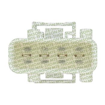 Sensor Lambda Convencional - MTE-THOMSON - 7826.40.130 - Unitário