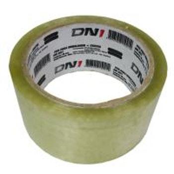 Fita para Embalagem Cristal Rolo de 50 Metros - DNI - DNI 5021 - Unitário