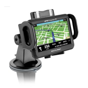 Suporte Universal para GPS - Multilaser - CP118S - Unitário