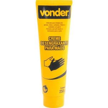 Creme Desengraxante para Mãos 250g - Vonder - 70.99.250.000 - Unitário