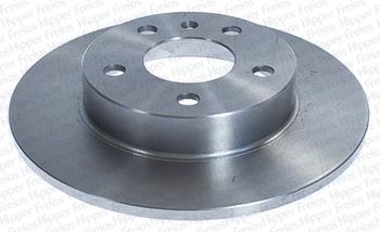 Disco de Freio Sólido sem Cubo - Hipper Freios - HF 23E - Par