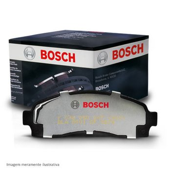 Pastilha de Freio - BN 0864 - Bosch - F03B050058 - Jogo