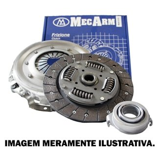 Kit de Embreagem Xsara | Partner - ISAPA Importação & Comércio - MK9614 - Kit