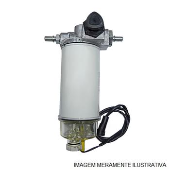 Filtro de Combustível Elemax Standard - 10 Microns (Bio-Diesel) - Fleetguard - FS19727G - Unitário