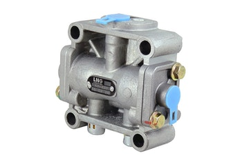Válvula da Caixa de Câmbio 5/2 Vias - LNG - 43-233 - Unitário